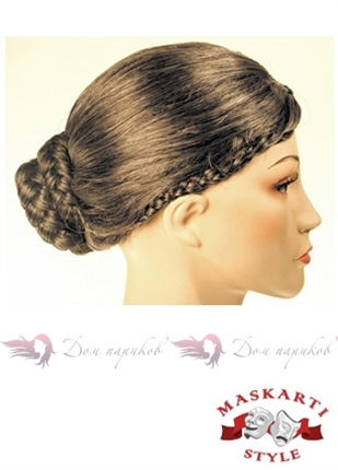 Изображение Bargain Old Lady Wig